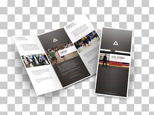 Mockup Brochure Graphic Design Flyer PNG