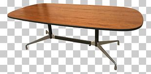 Table Eames Aluminum Group Charles And Ray Eames Aluminium Dining Room PNG