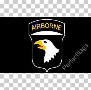 101st Airborne Division Flag United States Army Airborne School 82nd Airborne Division PNG