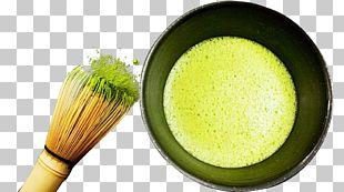 Green Tea Matcha Drink PNG
