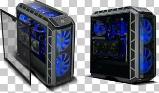 Computer Cases & Housings Power Supply Unit MicroATX Cooler Master PNG