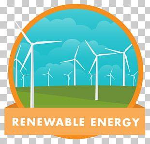 Renewable Energy Wind Power Renewable Resource Alternative Energy PNG