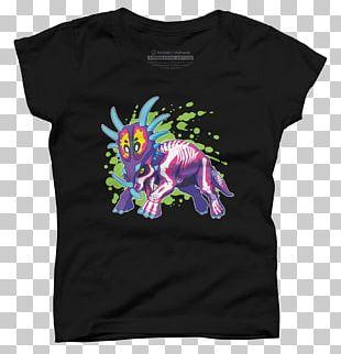 T-shirt Dinosaur Dinobots Spinosaurus Drawing PNG