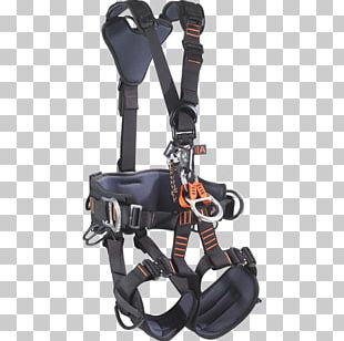 Rope Access Safety Harness Fall Arrest Rescue PNG