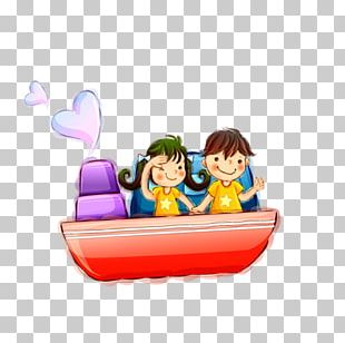 Watercraft Cartoon Child PNG