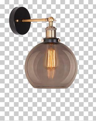 ALTAVOLA DESIGN Kinkiet New York Loft 2 ALTAVOLA DESIGN Lampa Wisząca New York Loft Argand Lamp Glass PNG