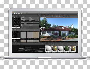 Computer Software Rendering Display Device MacBook Rhinoceros 3D PNG