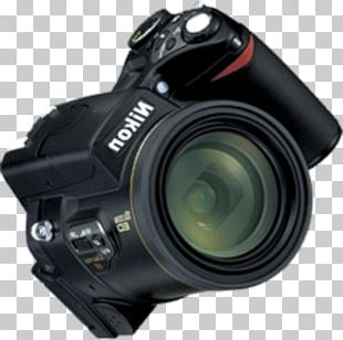 Digital SLR Video Camera Camera Lens Digital Camera PNG