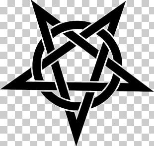Pentagram Pentacle Symbol Wicca PNG