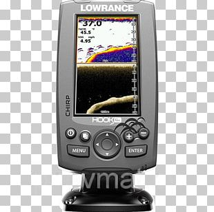 Fish Finders Lowrance Electronics Fishing Chartplotter Transducer PNG