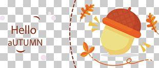 Logo Web Banner Autumn PNG
