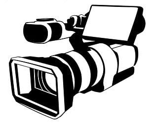 Video Camera Logo Camera Operator PNG