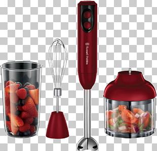 Immersion Blender Russell Hobbs Food Processor Whisk PNG