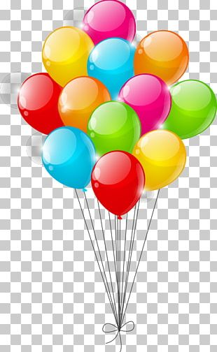 Toy Balloon PNG