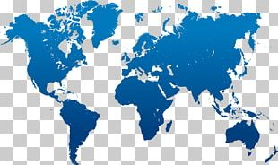 Globe World Map Microsoft PowerPoint PNG