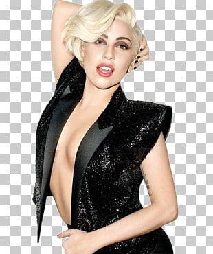 Lady Gaga X Terry Richardson Portrait Photographer Magazine PNG