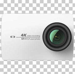 YI Technology YI 4K Action Camera 4K Resolution Digital Cameras PNG