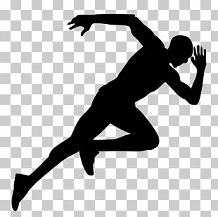 Athlete Running Sport Track And Field Athletics PNG