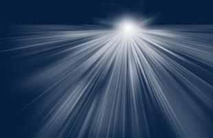 White Light Beam PNG