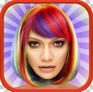 Hair Coloring Human Hair Color Hairstyle PNG
