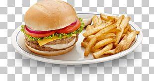 French Fries Breakfast Sandwich Cheeseburger Buffalo Burger Slider PNG