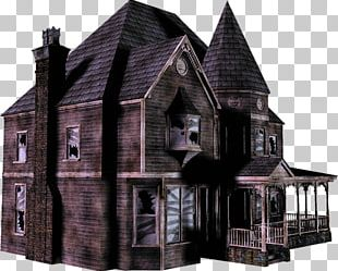 Haunted House Portable Network Graphics Transparency PNG