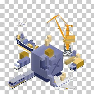 Logistics Supply Chain Management Business ABC Analysis PNG