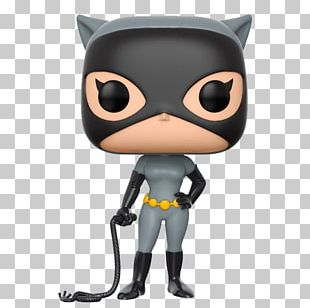 Catwoman Batman Action Figures Funko Action & Toy Figures PNG