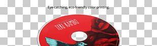 Digipak Printing Compact Disc Manufacturing Optical Disc Packaging PNG