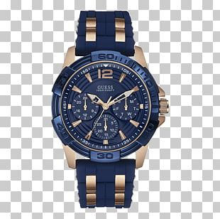 Watch Guess Fashion Chronograph Clothing Accessories PNG