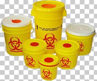Medical Waste Rubbish Bins & Waste Paper Baskets Sharps Waste Waste Management PNG