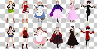 MikuMikuDance Hatsune Miku Vocaloid PNG