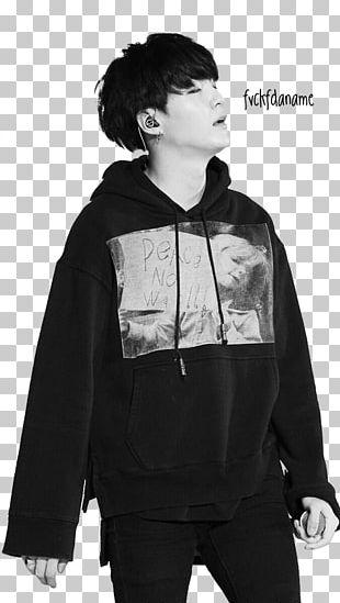 Suga Hoodie BTS Wings Sweater PNG