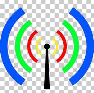 Radio Station Television Radio Wave AKM Aerials PNG