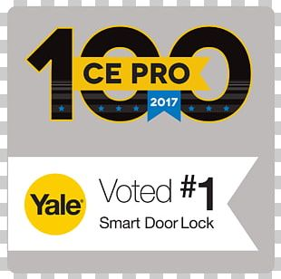 Yale Assure Lock With Bluetooth And Z-Wave Logo Pin Tumbler Lock PNG