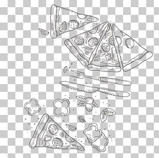 Pizza Knife Tableware Fork PNG