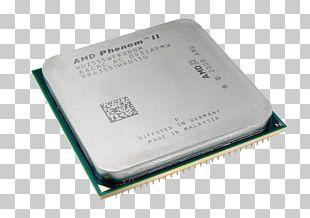Central Processing Unit AMD Phenom Athlon 64 X2 Socket AM3 Phenom II PNG