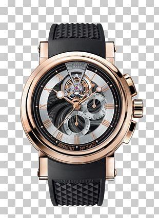 Breguet Tourbillon Complication Watch Chronograph PNG