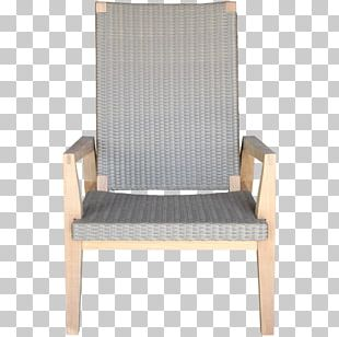 Chair Chaise Longue Table Garden Furniture PNG