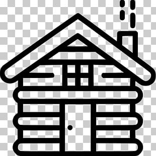 Log Cabin Computer Icons Building PNG