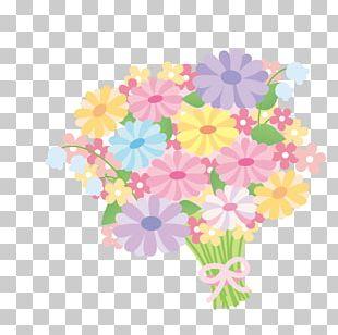 Flower Bouquet Floral Design PNG