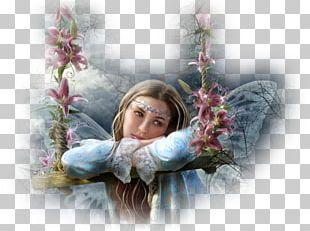 SAD! Fairy Painting Desktop PNG