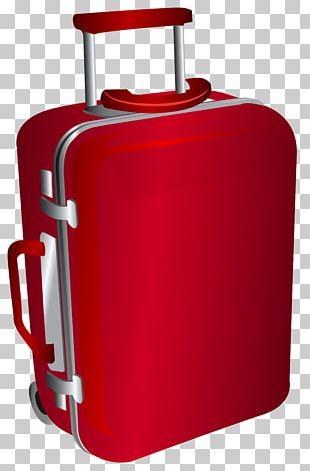 Travel Bag Suitcase Backpack PNG