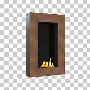 Fireplace Hearth Heat Flame Ethanol Fuel PNG