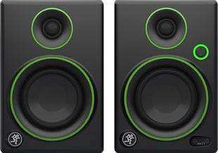 Mackie Studio Monitor Computer Monitors Loudspeaker Multimedia PNG