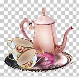 Teacup Coffee Green Tea PNG
