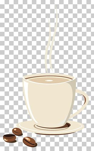 Coffee Cup Cafe Cappuccino Tea PNG