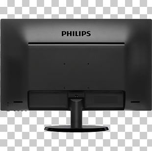 LED-backlit LCD Computer Monitors 1080p 231S4QCB Hardware/Electronic Liquid-crystal Display PNG