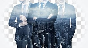 Suit Stock Photography Multiple Exposure PNG