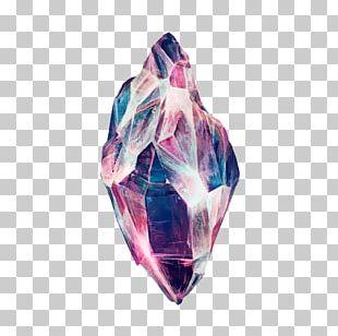 Drawing Crystal Mineral Quartz PNG